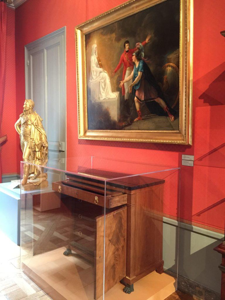 Vue de l'exposition Meubles à Secrets secrets de meubles - Château La Malmaison (20)