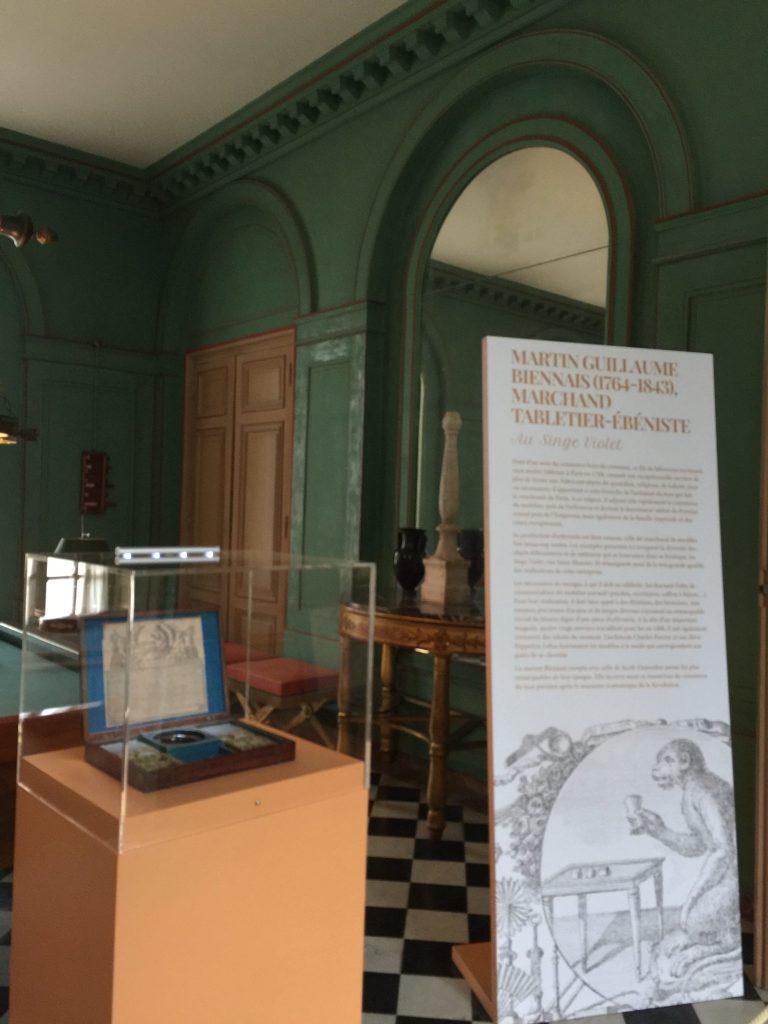 Vue de l'exposition Meubles à Secrets secrets de meubles - Château La Malmaison (4)