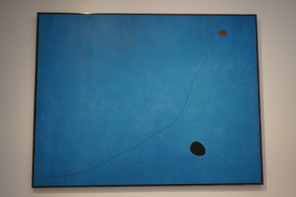 Vue de l'exposition Miro au Grand Palais - Paris 2018 (22)