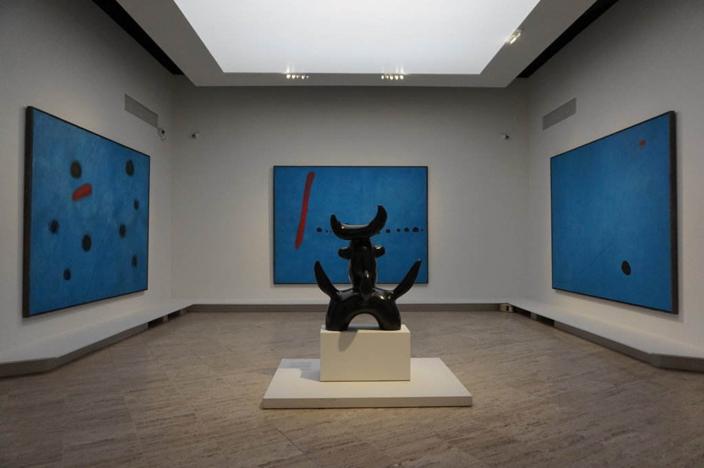 Vue de l'exposition Miro au Grand Palais - Paris 2018 (26)