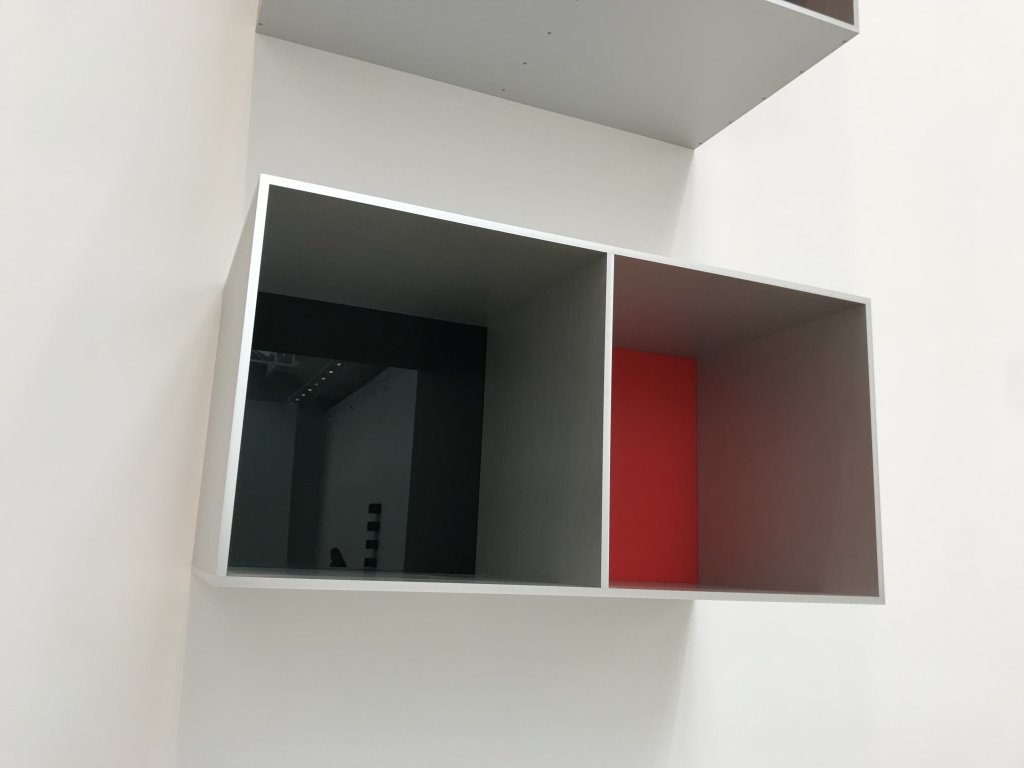 Vue de l'exposition Monumental Minimal - Galerie Thaddaeus Ropac, Pantin (3)