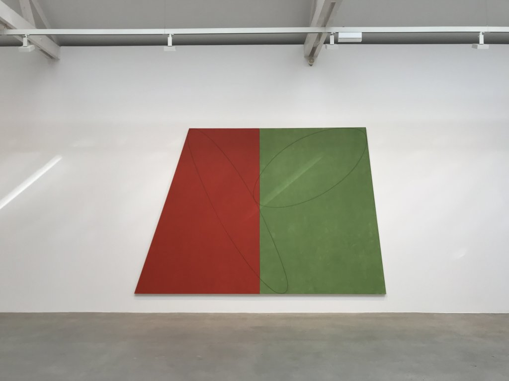 Vue de l'exposition Monumental Minimal - Galerie Thaddaeus Ropac, Pantin (30)
