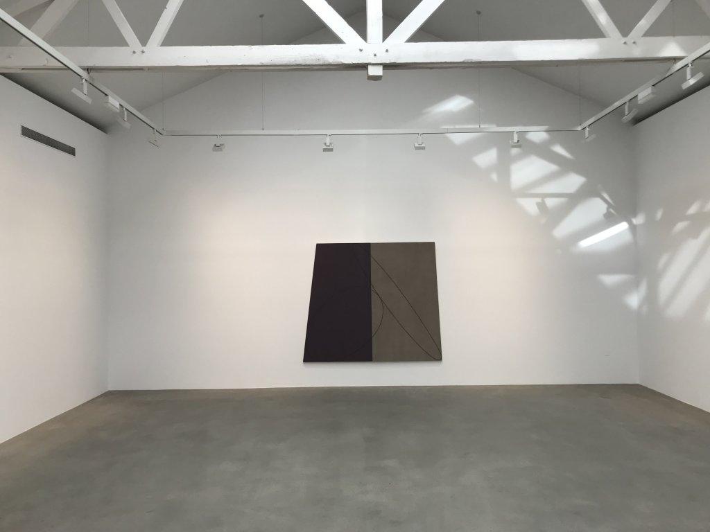 Vue de l'exposition Monumental Minimal - Galerie Thaddaeus Ropac, Pantin (31)