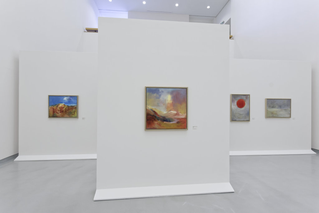 Vue de l'exposition Namibia, l'art d'une jeune géNérATION - Musée Würth (15)