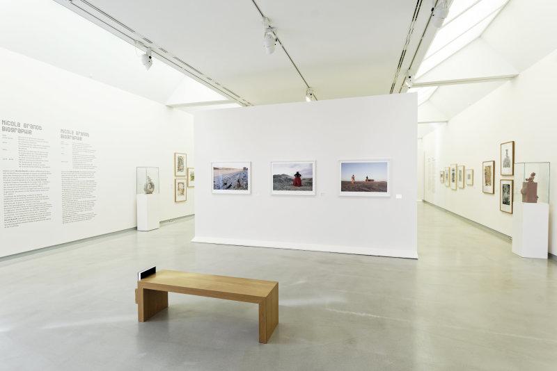 Vue de l'exposition Namibia, l'art d'une jeune géNérATION - Musée Würth (2)