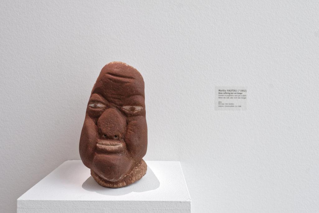 Vue de l'exposition Namibia, l'art d'une jeune géNérATION - Musée Würth (26)