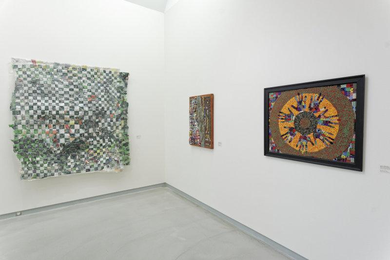 Vue de l'exposition Namibia, l'art d'une jeune géNérATION - Musée Würth (31)
