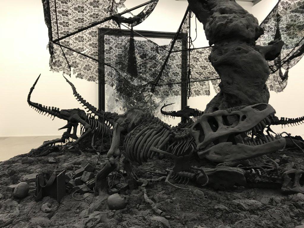 Vue de l'exposition Philippe Pasqua, Versus - The Storage (10)