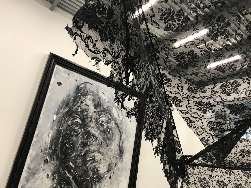 Vue de l'exposition Philippe Pasqua, Versus - The Storage (11)