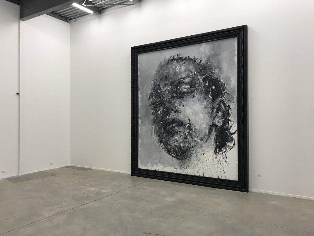 Vue de l'exposition Philippe Pasqua, Versus - The Storage (13)