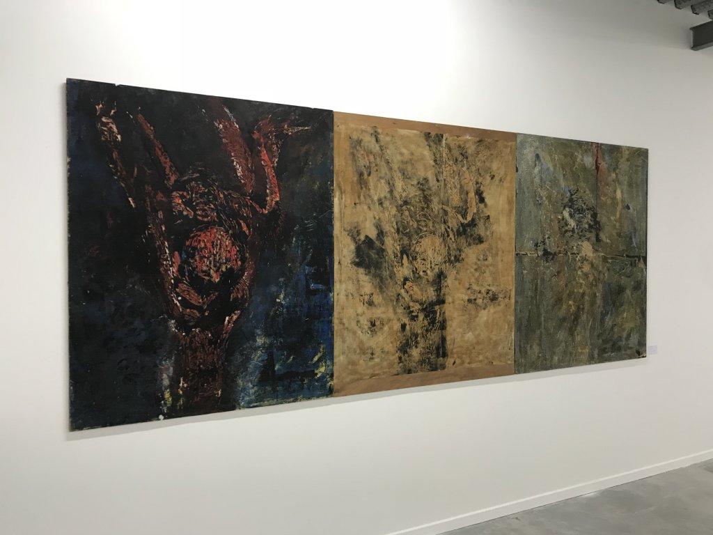 Vue de l'exposition Philippe Pasqua, Versus - The Storage (19)
