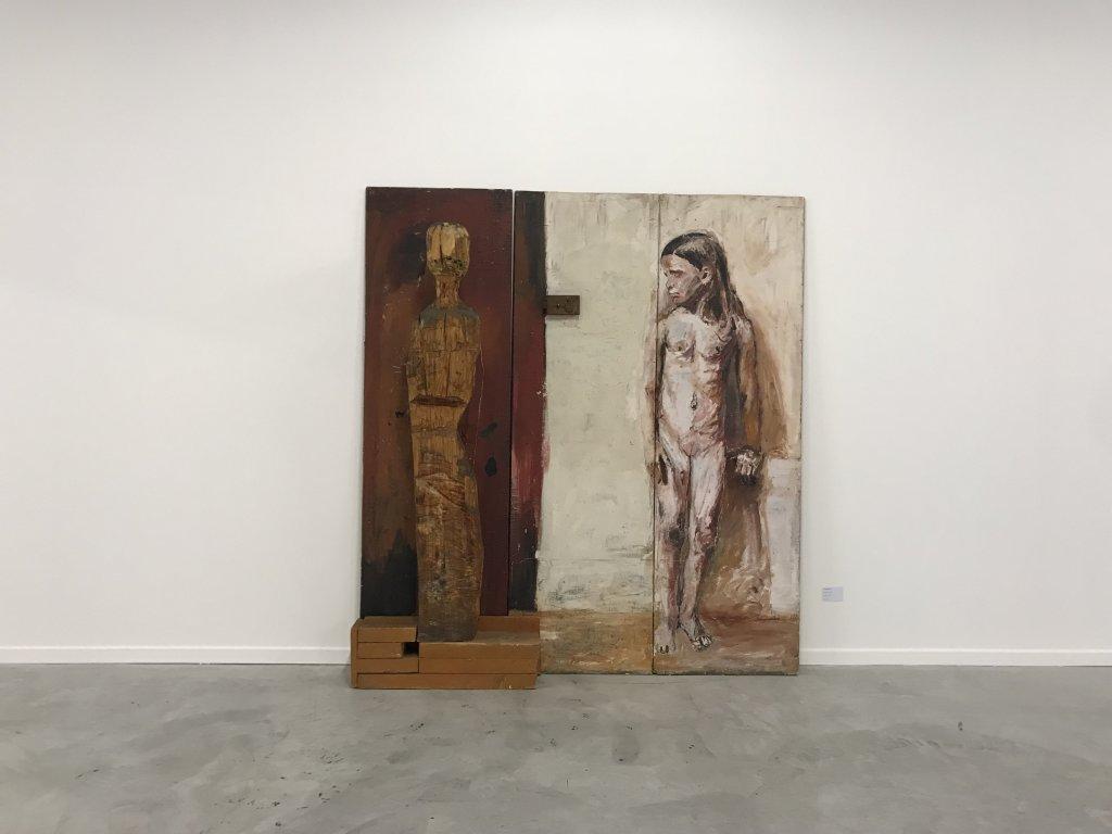 Vue de l'exposition Philippe Pasqua, Versus - The Storage (20)