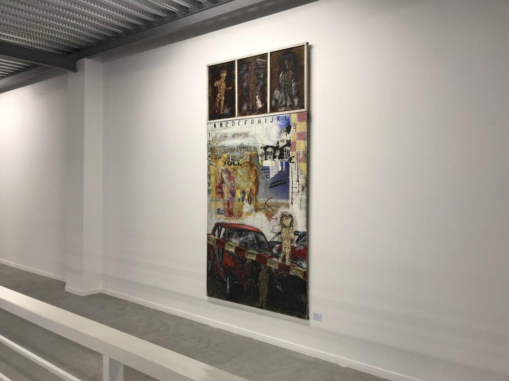 Vue de l'exposition Philippe Pasqua, Versus - The Storage (23)