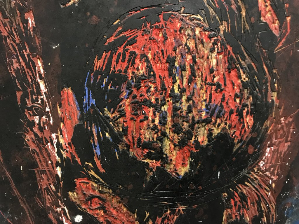 Vue de l'exposition Philippe Pasqua, Versus - The Storage (25)
