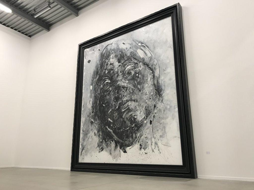 Vue de l'exposition Philippe Pasqua, Versus - The Storage (34)