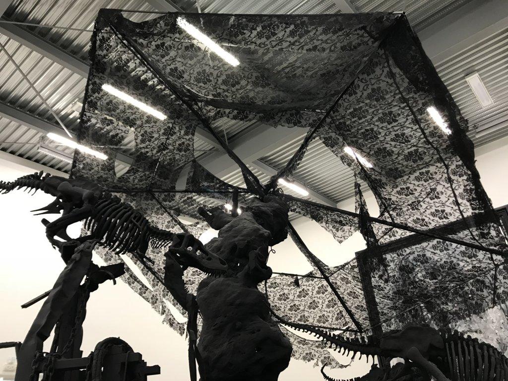 Vue de l'exposition Philippe Pasqua, Versus - The Storage (38)