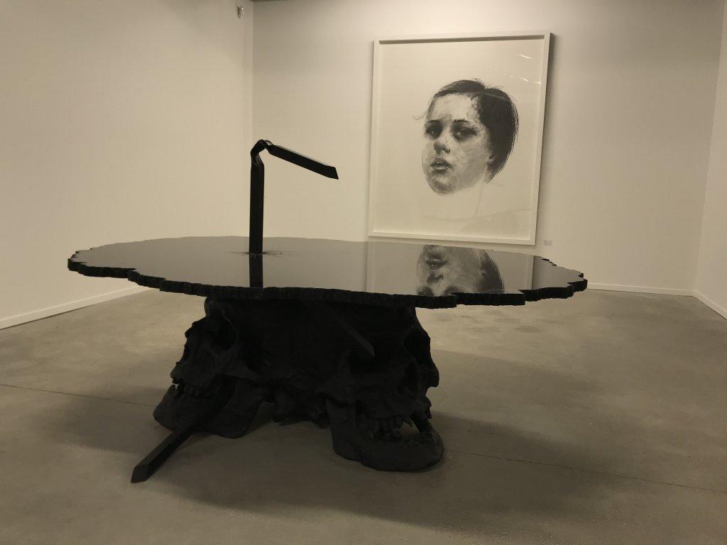 Vue de l'exposition Philippe Pasqua, Versus - The Storage (42)