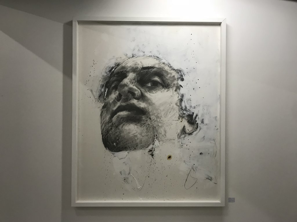 Vue de l'exposition Philippe Pasqua, Versus - The Storage (51)