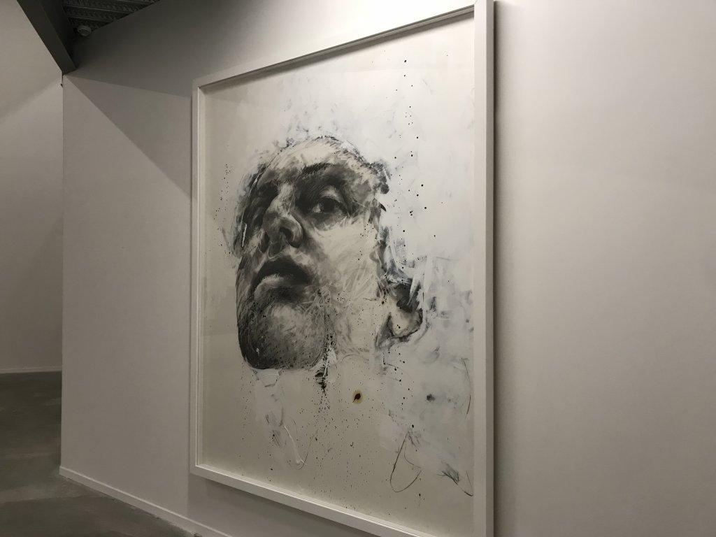 Vue de l'exposition Philippe Pasqua, Versus - The Storage (52)