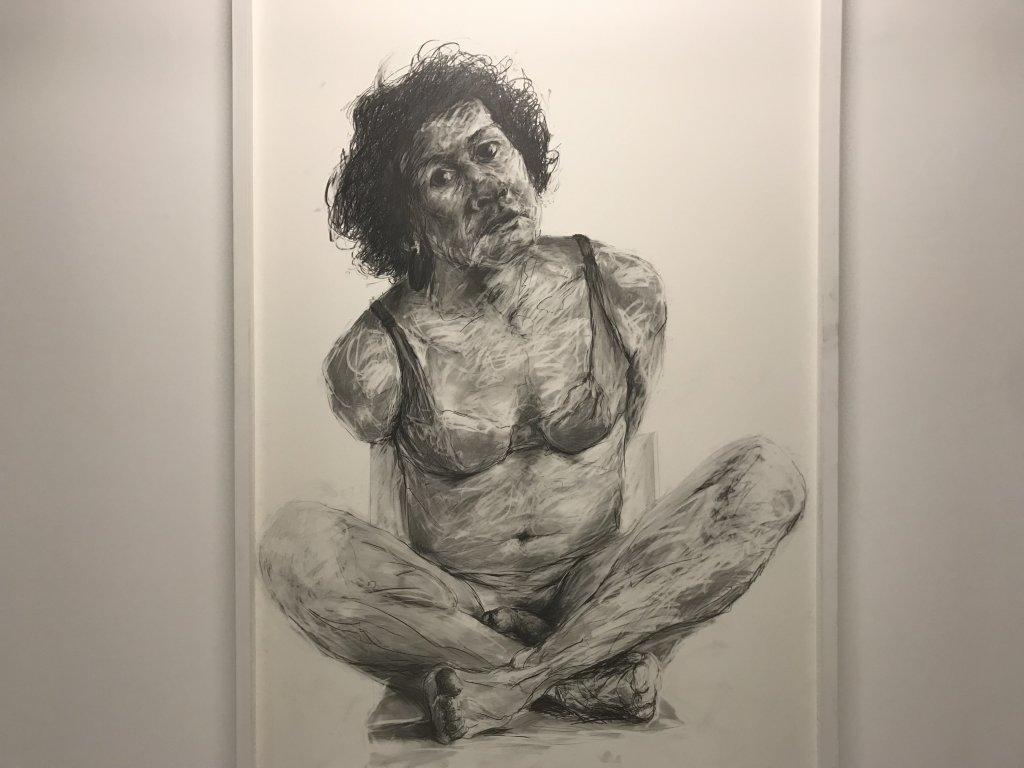 Vue de l'exposition Philippe Pasqua, Versus - The Storage (8)