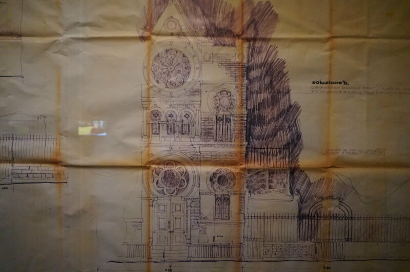 Vue de l'exposition Sergio Leone à la Cinémathèque (33)