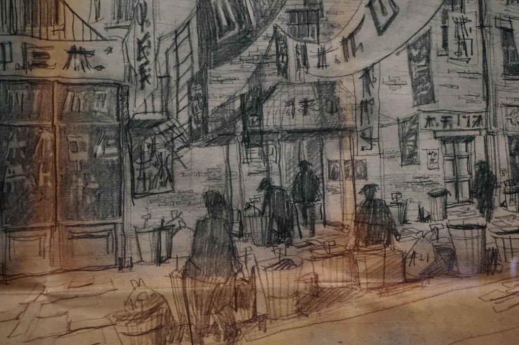 Vue de l'exposition Sergio Leone à la Cinémathèque (35)
