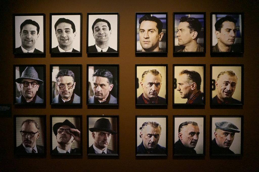 Vue de l'exposition Sergio Leone à la Cinémathèque (36)