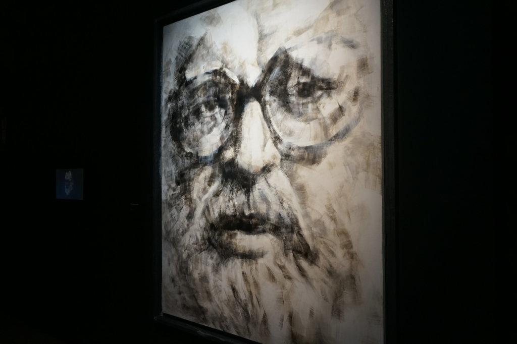 Vue de l'exposition Sergio Leone à la Cinémathèque (38)