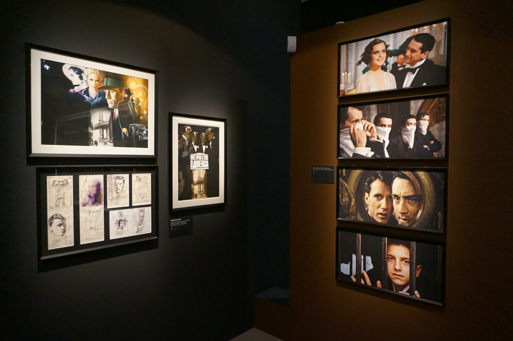 Vue de l'exposition Sergio Leone à la Cinémathèque (39)