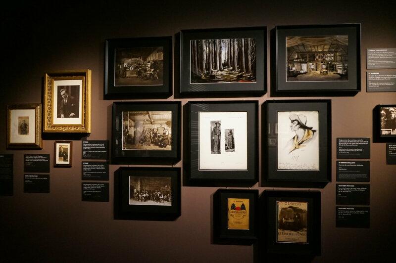 Vue de l'exposition Sergio Leone à la Cinémathèque (45)