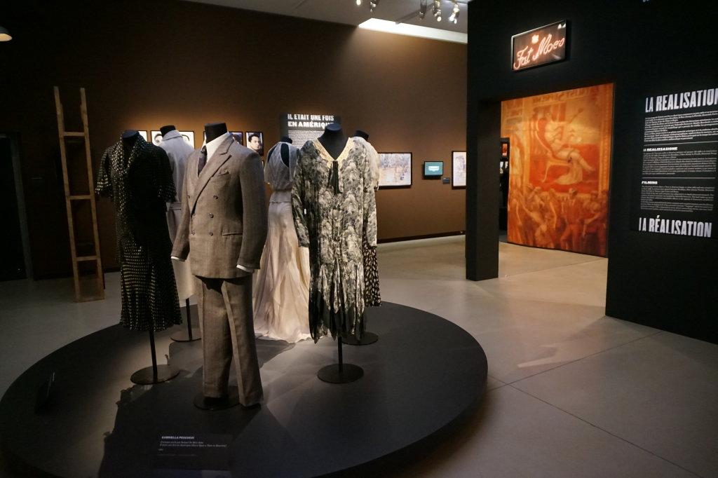 Vue de l'exposition Sergio Leone à la Cinémathèque (46)