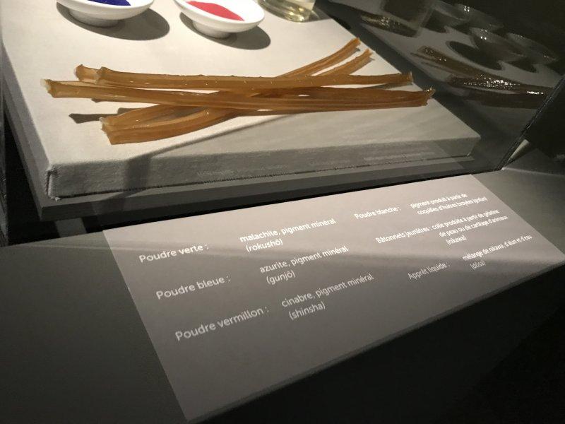 Vue de l'exposition Trésors de Kyoto - Musée Cernuschi (14)