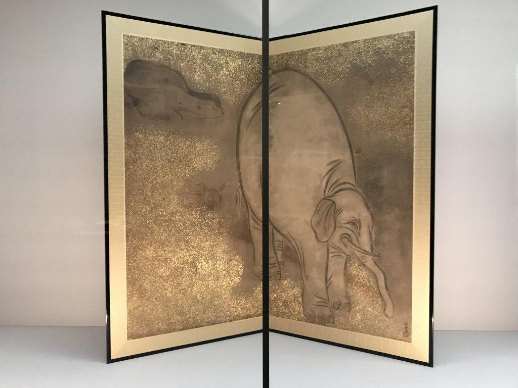 Vue de l'exposition Trésors de Kyoto - Musée Cernuschi (28)