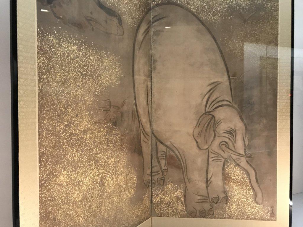 Vue de l'exposition Trésors de Kyoto - Musée Cernuschi (29)