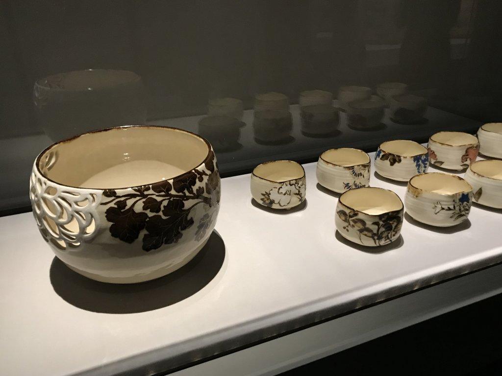Vue de l'exposition Trésors de Kyoto - Musée Cernuschi (33)