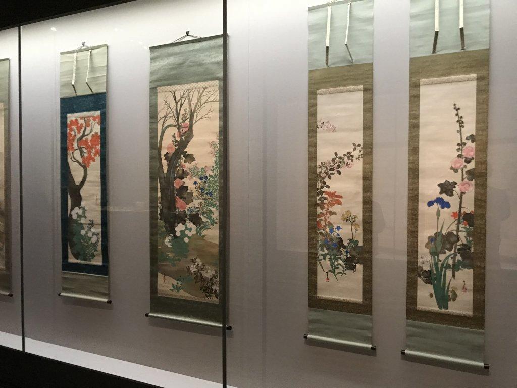 Vue de l'exposition Trésors de Kyoto - Musée Cernuschi (35)