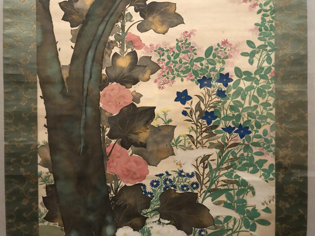 Vue de l'exposition Trésors de Kyoto - Musée Cernuschi (36)