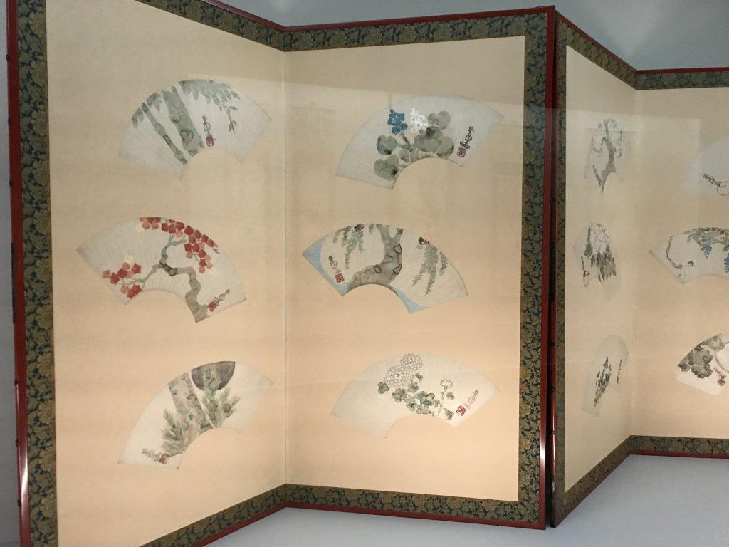 Vue de l'exposition Trésors de Kyoto - Musée Cernuschi (41)