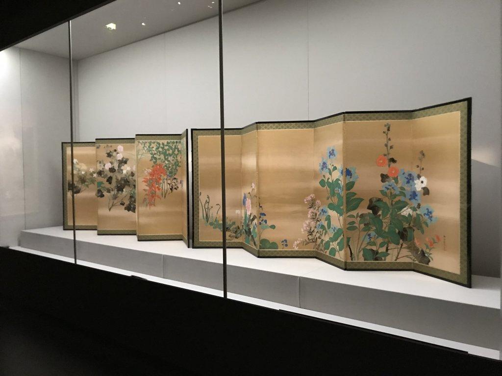 Vue de l'exposition Trésors de Kyoto - Musée Cernuschi (42)