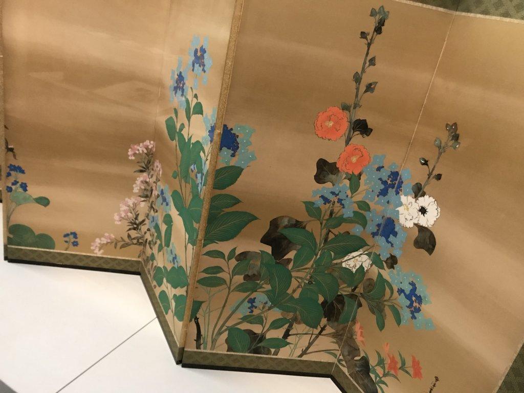 Vue de l'exposition Trésors de Kyoto - Musée Cernuschi (44)