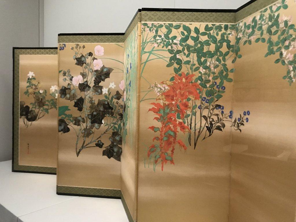 Vue de l'exposition Trésors de Kyoto - Musée Cernuschi (45)
