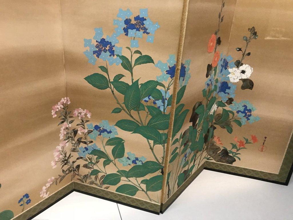 Vue de l'exposition Trésors de Kyoto - Musée Cernuschi (47)
