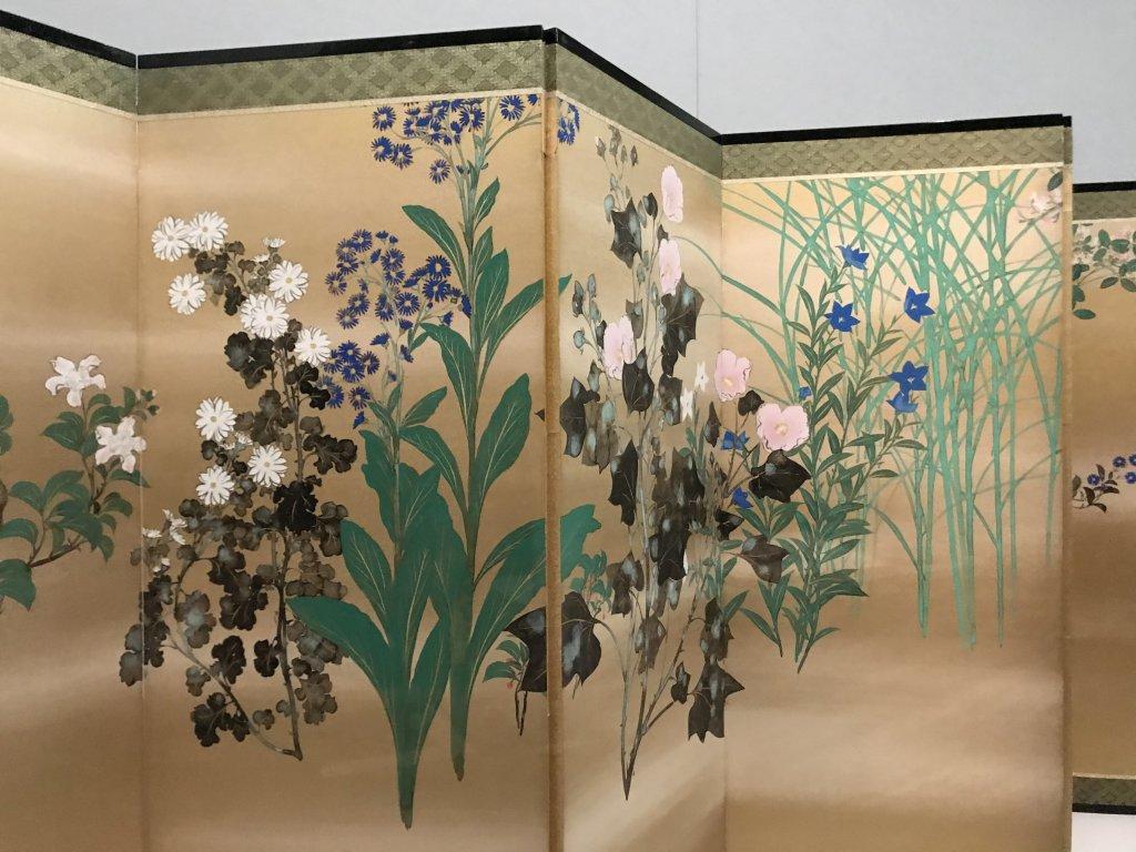 Vue de l'exposition Trésors de Kyoto - Musée Cernuschi (48)