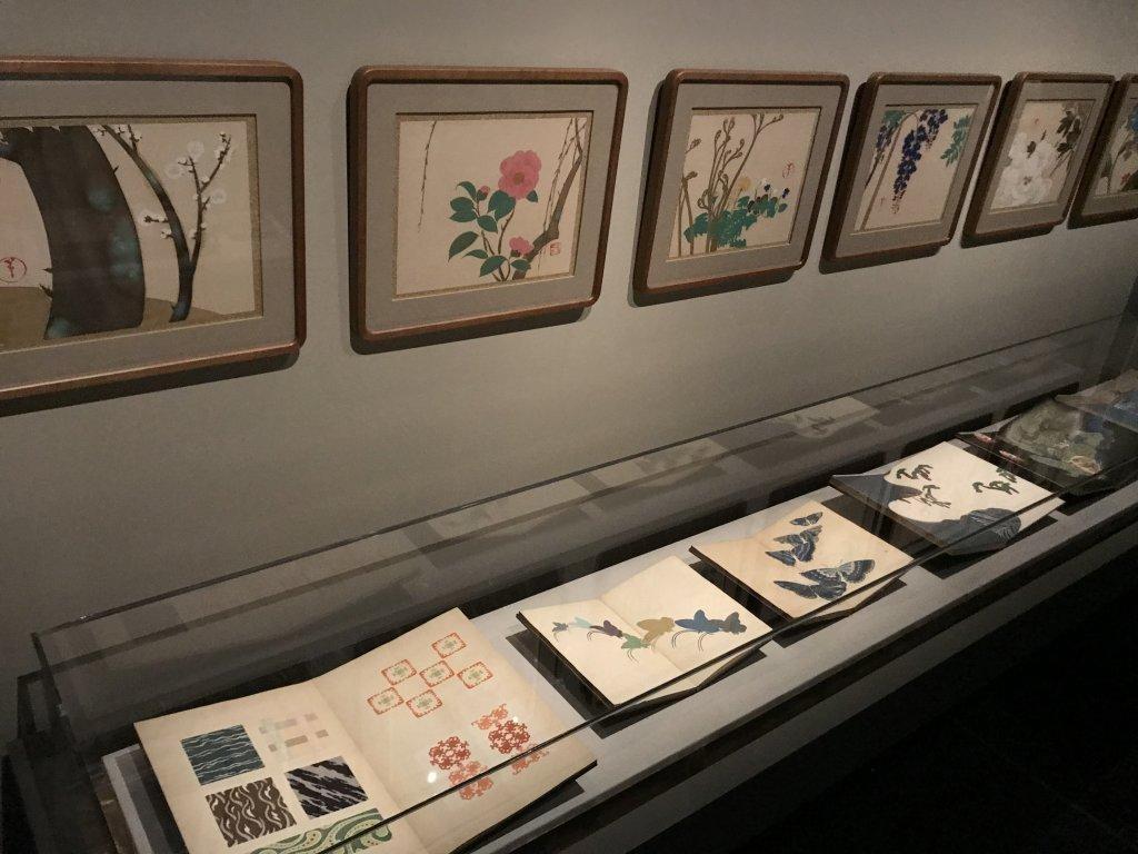 Vue de l'exposition Trésors de Kyoto - Musée Cernuschi (51)