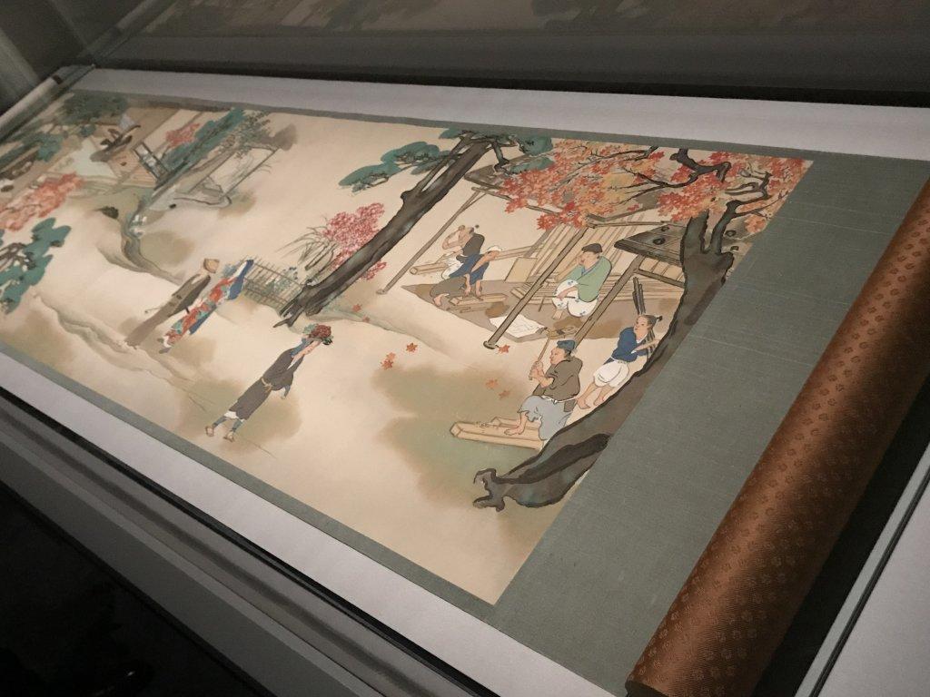 Vue de l'exposition Trésors de Kyoto - Musée Cernuschi (53)