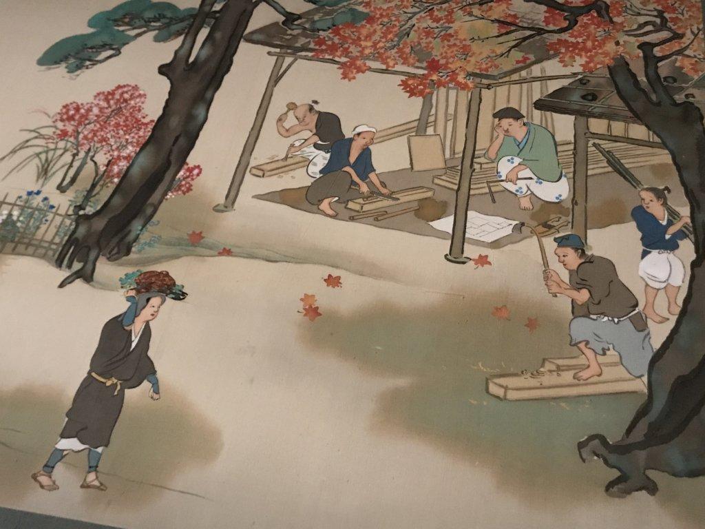 Vue de l'exposition Trésors de Kyoto - Musée Cernuschi (55)