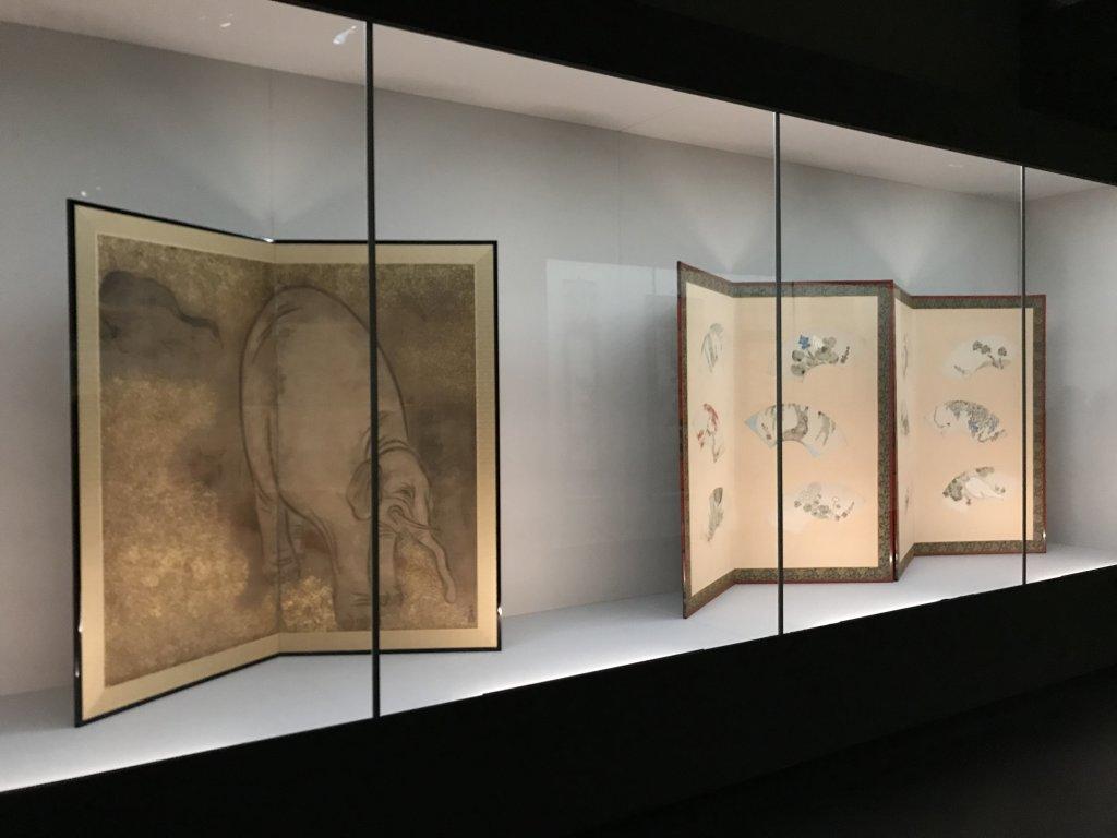 Vue de l'exposition Trésors de Kyoto - Musée Cernuschi (61)