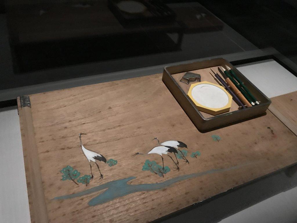 Vue de l'exposition Trésors de Kyoto - Musée Cernuschi (62)