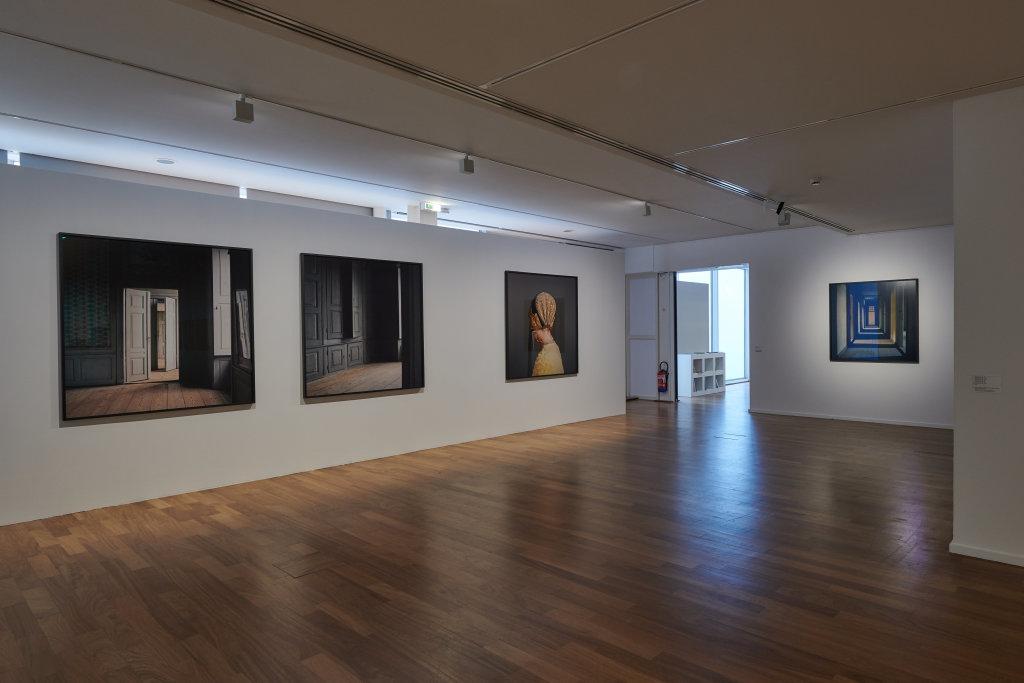 Vue de l'exposition Trine Søndergaard, Still - MUMA Le Havre