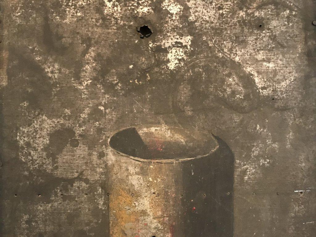 Vue de l'exposition Yuri Kuper à la Galerie Minsky (1)
